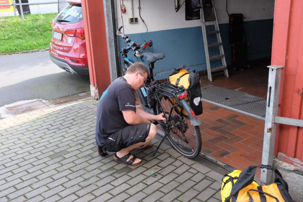 Grünes Band Rhön Bike