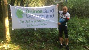 Grünes Band Radtour - Grünes Band