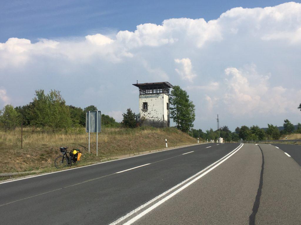 Grünes Band Eußenhausen Radtour