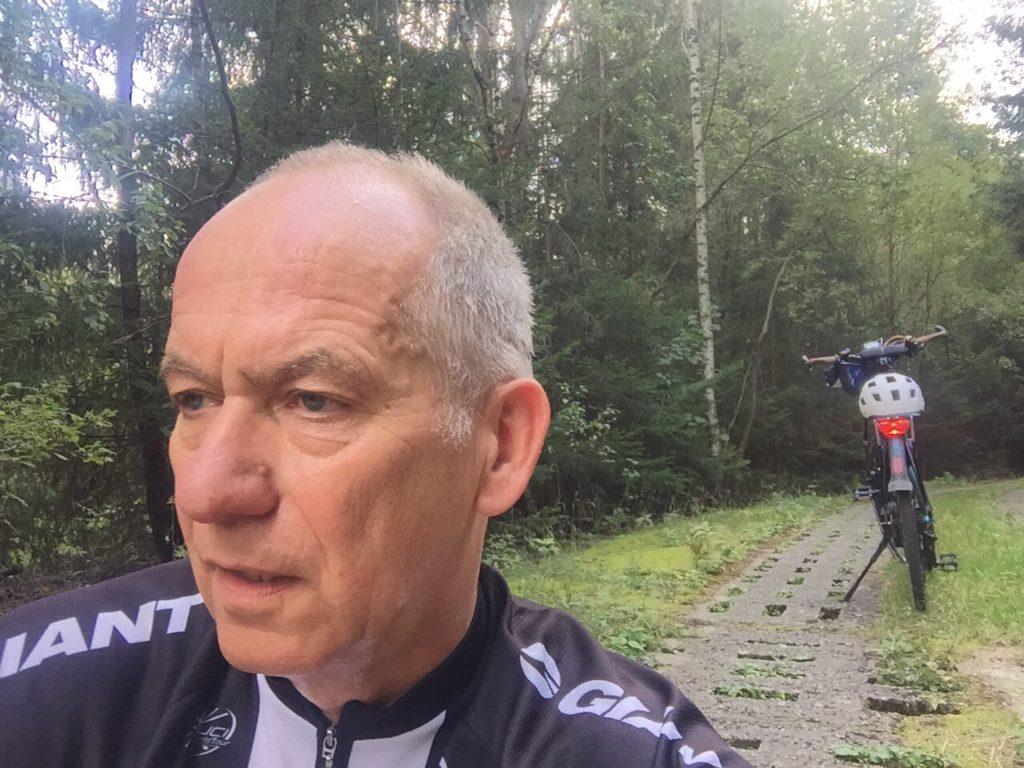 Grünes Band Radtour - Kolonnenweg