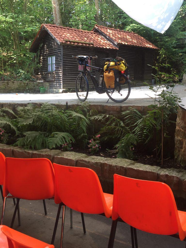 Grünes Band Heldritt Radtour