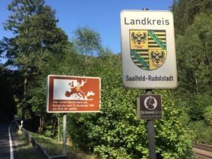 Grünes Band Burg Lauenstein