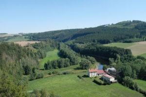Grünes Band Saale Pottiga Blumenaumühle