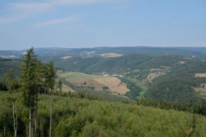 Grünes Band Thüringer Warte