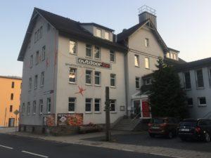 Grünes Band Steinach OutdoorInn Sporthotel