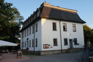 Grünes Band - Biohotel Wilhelmsglücksbrunn