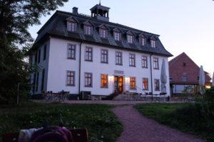 Grünes Band Wilhelmsglücksbrunn Creuzburg