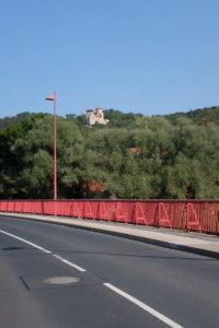 Treffurt Grünes Band Burg Normannstein