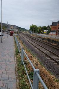 Grünes Band Goslar Bahnlinie