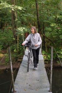 Grünes Band Boize Brücke