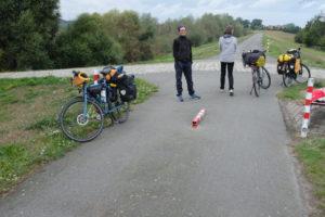 Grünes Band Elbe radweg