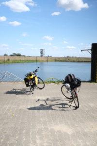 Grünes Band Radtour Elbe
