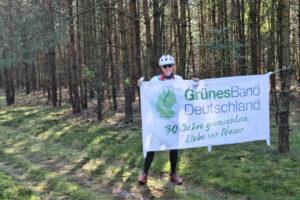 Grünes Band Kolonnenweg Langenlehsten