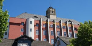 Grünes band Bauhaushotel Probstzella