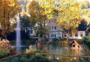 Grünes Band Bad Sooden Hotel am Schwanenteich