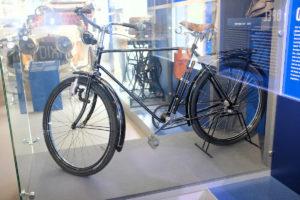 NSU Fahrrad für die Alpentour