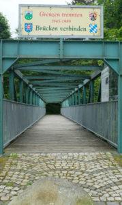 Saale Brücke