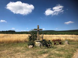 Sommerloch und Kruzifix