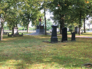 Sowjetischer Soldatenfriedhof Dallgow
