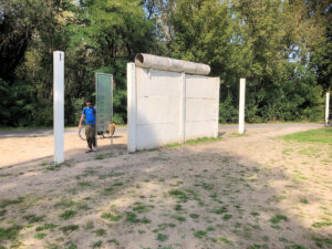 Berliner Mauer Mauerreste