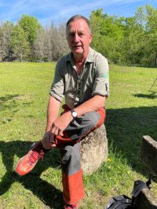 Stefan Sander - Stiftung Naturschutz Thüringen